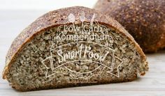 Chia-Brot Low Carb - das Super-Food Chia Samen verarbeitet in einem tollen duftenden Brot. Das Chia-Brot ist Low Carb, glutenfrei und quasi ohne Kohlenhydrate