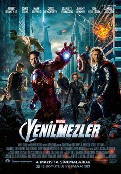 Yenilmezler & The Avengers (2012) (HD) izle
