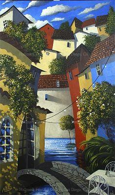 "Miguel Freitas - ""Hidden Courtyard"""