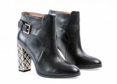DARILYN - BOOTS - CUIR - Andre