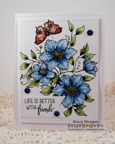Climbing Clematis  http://powerpoppy.com/collections/digital-stamps/products/climbing-clematis