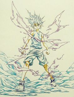 Killua Zoldyck ~ Hunter X Hunter