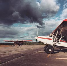 A stop at Talkeetna is a step back in time. Oozing of aviation nostalgia this fun airport and unique Alaska town is any aviators dream.
