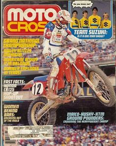 d7721c0b321 Bob Hannah went red in  83 and was the fastest rider but injuries set him