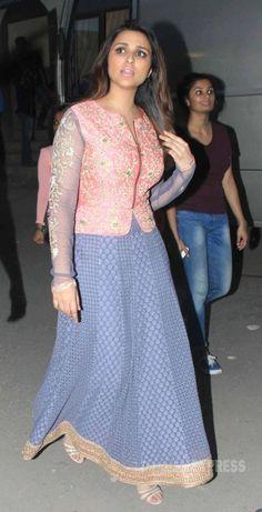 Parineeti Chopra at the launch of a fashion brand in Mumbai. #Bollywood #Fashion #Style #Beauty