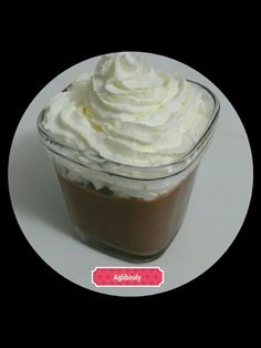 { Thermomix } Chocolat liégeois maison !! - Aglibouly