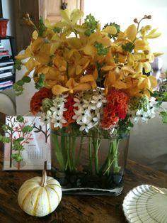 Friday Flowers, October 2010