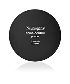 Neutrogena Shine Control Powder. Just picked this up and it's my cheaper alternative to the Urban Decay's De-Slick Powder. Works just as well but leaves a more noticeable overcast...still love it!