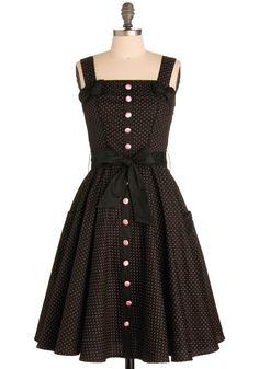 Sweet Temptation Dress, #ModCloth