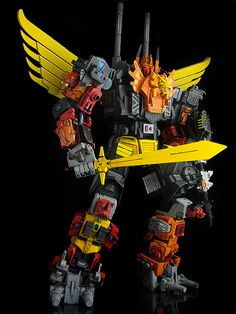 Awesome Predaking remake - Action-Master Predaking by frenzy_rumble http://www.flickr.com/photos/accardi1/sets/72157629642842693/with/7006179303/