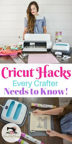 10 Cricut Hacks Every Crafter Needs to Know to Organize Their Supplies and Save Time and Money! Sewing Projects For Beginners, Turntable, Beginner Sewing Projects, Record Player