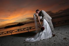 Imely Photography and Wedding Videography - Wedding Gallery ; i would adore a sunset shot for my wedding pics!