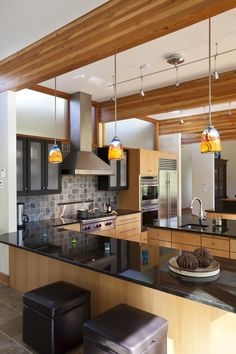 Kitchen Design by SALA Architects