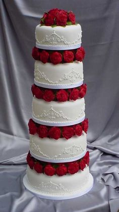 wedding cakes, by Franziska.The Victoria wedding cake