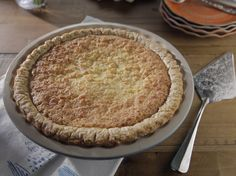 Get this all-star, easy-to-follow French Coconut Pie recipe from Trisha Yearwood