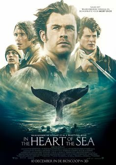In The Heart of the Sea (Dec 2015) - This was pretty great. Beautifully shot and acted, good story, great cast. Surprisingly compelling. 4.5 stars