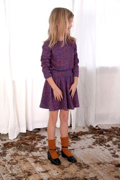 Anive for the Minors - Spots Skirt