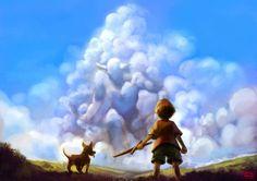 Colossus Cloud  by Murilo Araujo