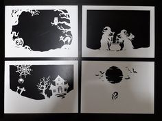 Ideas for your Paper Crafts - Outdoor Click Shadow Light Box, Shadow Box Art, Shadow Box Frames, Paper Art, Paper Crafts, Cut Paper, Foam Crafts, Diy Crafts, Paper Box Template