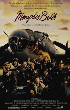 Memphis Belle (1990) D: Michael Caton-Jones. Matthew Modine, Eric Stoltz, Harry Connick Jr, Tate Donovan, Billy Zane, John Lithgow, David Strathairn. 8/5/08