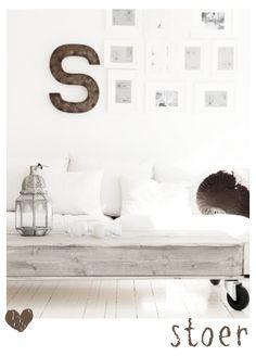 Wit maar dan drie keer anders | villa dEsta | interieur en wonen