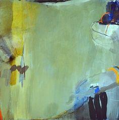 Madeline Denaro, Kate's bounty, 2011, Acrylic with polymers, 48 x 48 inch