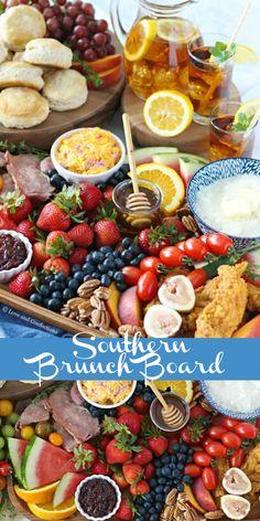 Homemade White Gravy, Semi Homemade, Homemade Food, Southern Breakfast, Breakfast On The Go, Brunch Recipes, Breakfast Recipes, Brunch Ideas, Breakfast Ideas