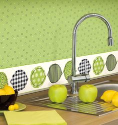 1000 images about kitchen concepts on pinterest kitchen for Lime kitchen wallpaper