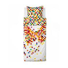 Ikea 902.732.27 Flyga Duvet Cover and Pillowcase, Twin, White IKEA http://www.amazon.com/dp/B00PHGUH9Q/ref=cm_sw_r_pi_dp_ifrvwb0AQ3DHB
