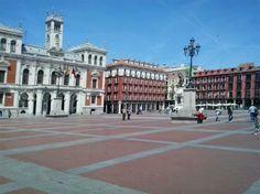 Plaza Mayor - Valladolid (Espagne)