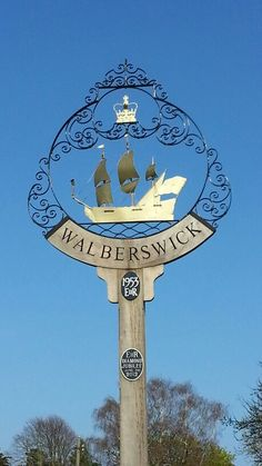 Town sign Pub Signs, Name Signs, Suffolk England, Nautical Signs, Town Names, Great Yarmouth, My Kind Of Town, Decorative Signs, Store Signs