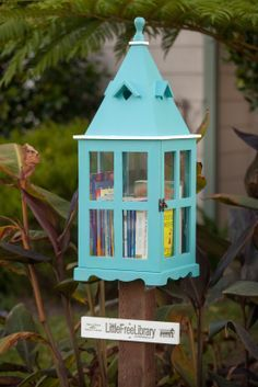 free little library - Google Search