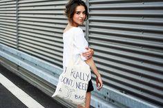 i say bang, bang...bag on Pinterest | Celine, Leather Totes and ...