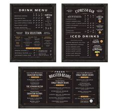 Balzac's Coffee Roasters, great typography by Chad Roberts