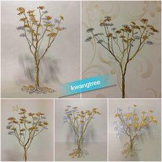 나무 만들기 연습 잎을 좀더 많이 붙여야겠군... #철사공예 #와이어아트 #와이어공예 #WireArt #WireCrafts #ワイヤーアート #針金細工 #はりがねさいく #Wiretree #WireWood #树