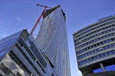 zlota 44 tower by daniel libeskind | designboom