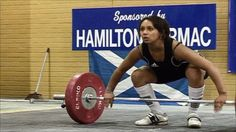 Zoe Smith, 16, is set to be the youngest ever English weightlifter to qualify for a Commonwealth Games - Nick Hope reports