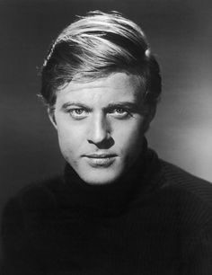 Robert Redford-sigh.....definately hot in those days.