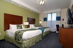 Fairfield Inn in New Mexico.  Comfortable rooms with new updated interiors.   Hotel Furniture #hotelfurniture  #interiordesign #fairfieldinn #guestrooms #hotels