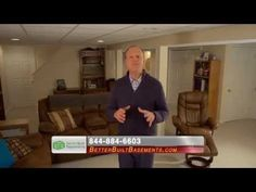 Better Built Basements: Scot Endorsement #1 :30 How would you like to take your basement from unfinished to unbelievable? You can with the help of Better Built Basements! http:/www.betterbuiltbasements.com