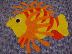 MooseStash Quilting: Here Fishy Fishy
