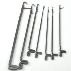 Набор крючков для вязания 7 шт.