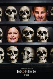 I love Bones! I just started watching season 1 and I'm hooked!