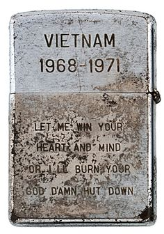 For the servicemen and women in Vietnam during the war years ...