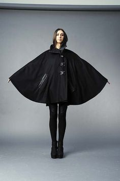 The Cape by EAMillerDesigns on Etsy, $189.00