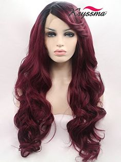 Dorosy Hair High Temperature Fiber Wig Crochet Braids Synthetic Lace Front Wig Brown Ombre Dark Roots For African Women To Win Warm Praise From Customers Lace Wigs