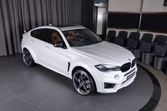 BMW X6 M Is Dripping With AC Schnitzer Custom Parts Ac Schnitzer, Bmw X6, Cars And Motorcycles