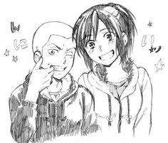 Attack on Titan / Shingeki no Kyojin / aot / snk | Connie Springer x Sasha Braus/Blouse | Anime manga couple | OTP