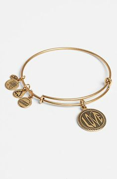 Love this!  Alex and Ani 'Open Love' Expandable Wire Bangle available at #Nordstrom
