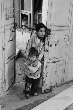 Sisters.  Kula, Manisa, Turkey  © Nur Uretmen